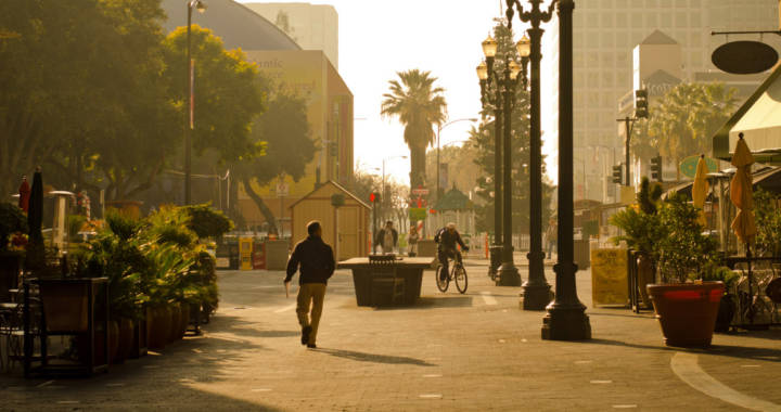 From Suburbia to Eco-Utopia in San Jose?
