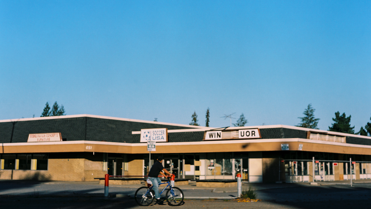 strip mall in San Jose, California (photo: P.M. Lydon | sociecity)