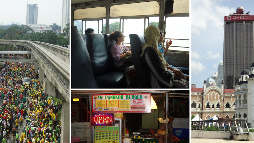 In Kuala Lumpur on vacation... or assignment? (photos, carla vitantonio | sociecity)
