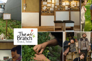 "The creators of SocieCity and Final Straw announce the opening of ""The Branch"" in Osaka, Japan."