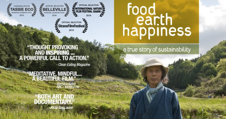 Food, Earth, Happiness