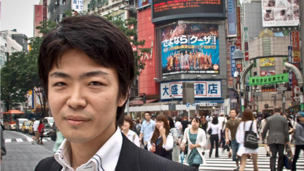 Takeshi Yamasaki, CEO of Global Agents (photo: Akihito Hatanaka | sociecity)