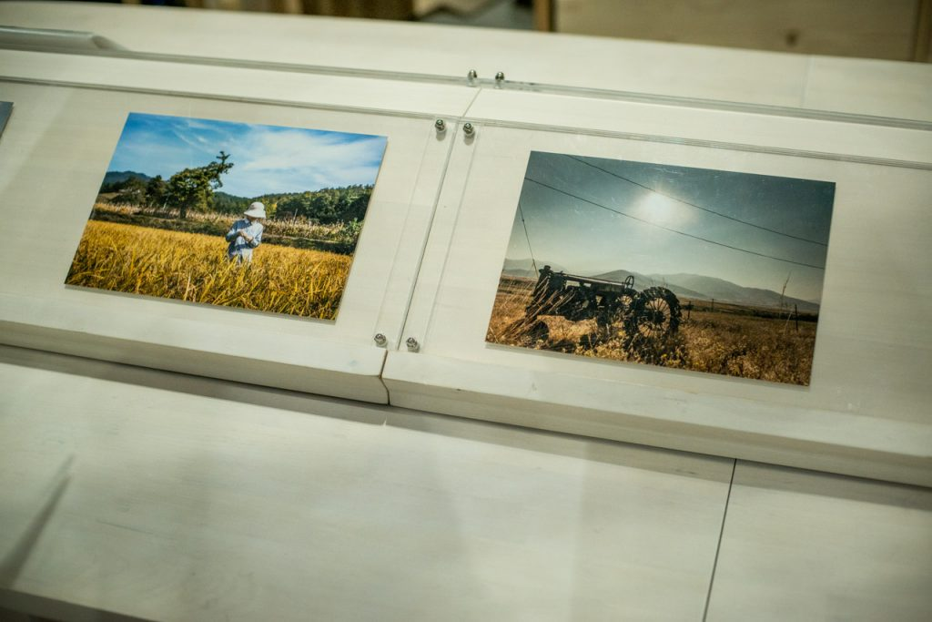 Final Straw: Food, Earth, Happiness photo exhibition at MUJI Japan